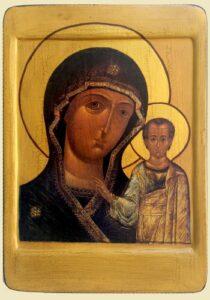 Казанська Богородиця