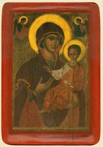 Красiвська Богородиця (XVст.)